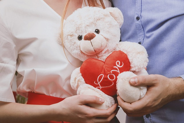 O coração apaixonado