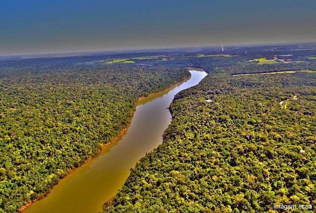 Maiores rios do mundo - Rio Paraná