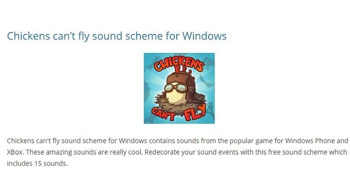 4 лучших ресурса звуковых схем для Windows 7