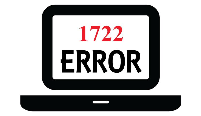 Как исправить ошибку 1722 в Windows 10