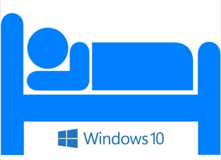 ИСПРАВЛЕНИЕ: в Windows 10 отсутствует функция сна.
