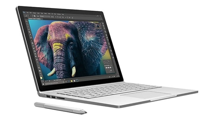 Surface Book перегревается после установки Windows 10 Creators Update[Fix]