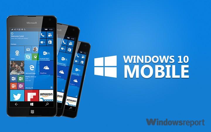 Исправлено: Lumia Icon не может вернуться в Windows 8.1.