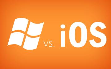 iPad Air против планшетов с Windows 8 и 10: краткий обзор