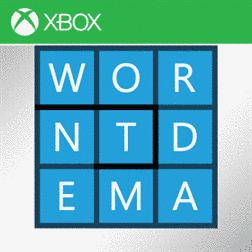 Revisión de Wordament - uno de los mejores juegos de Windows 10, 8 palabras