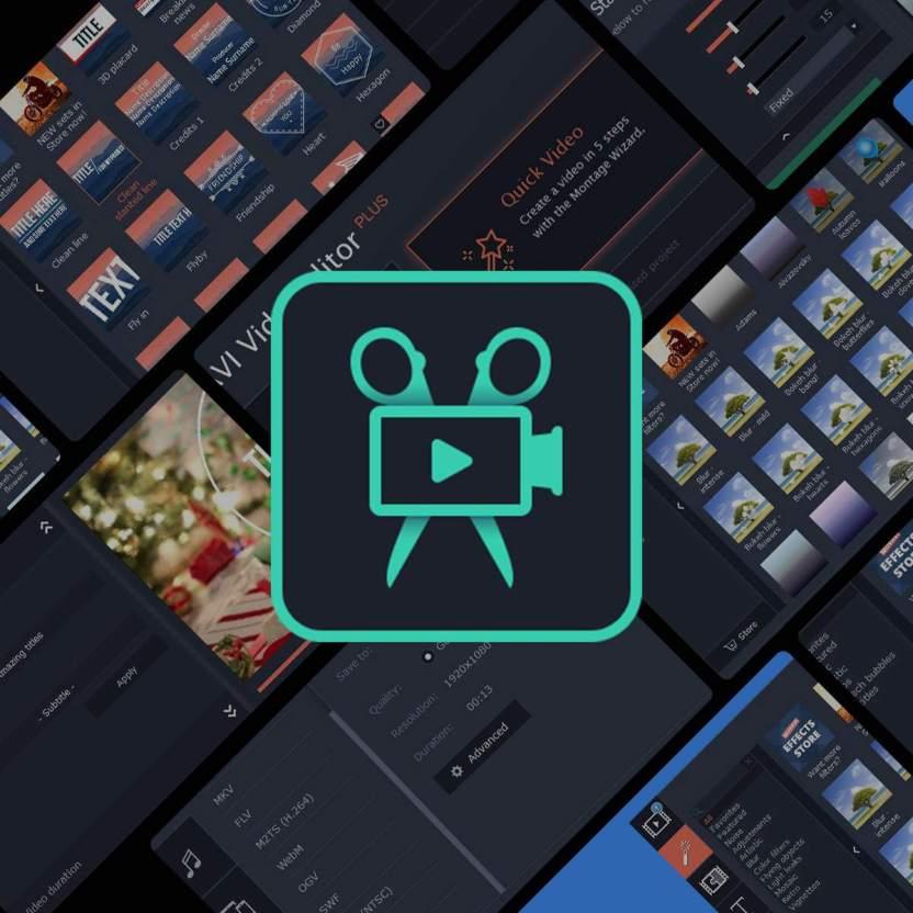 Movavi Video Editor Plus: Probablemente el mejor editor de vídeo de 2019