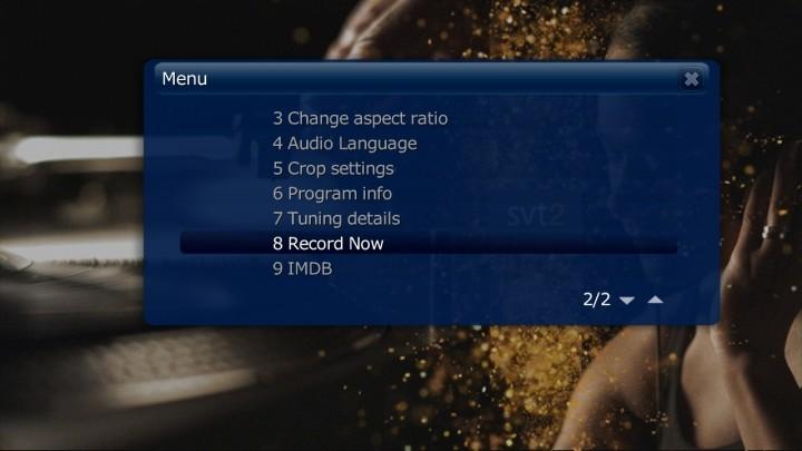 5 mejores software de grabación de TV para Windows para grabar sus programas favoritos