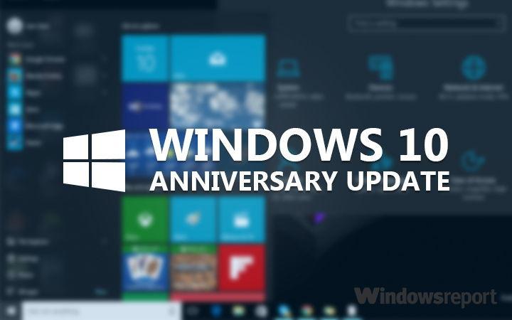 Corrección: Problemas de sonido en la actualización de Windows 10 Anniversary Update