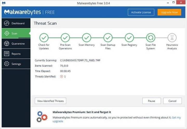 7 Mejores Soluciones Antivirus Gratuitas Para Windows 7 De 64 Bits Mundowin