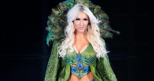 Charlotte en WWE