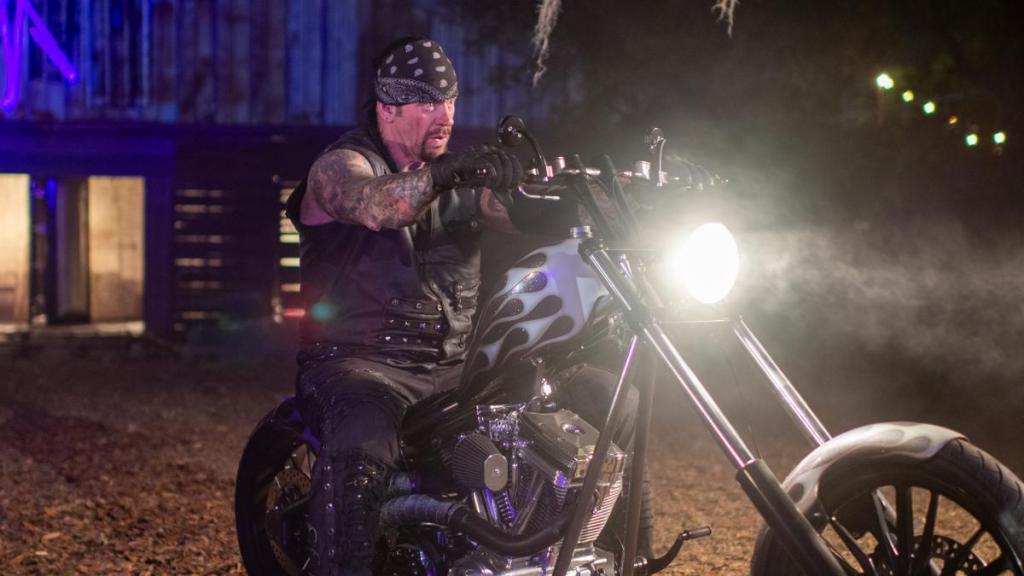The Undertaker en WM 36