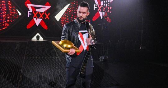 Finn Balor en NXT