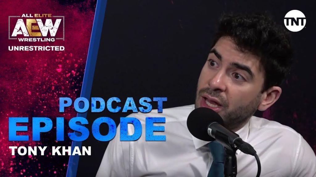 Tony Khan en AEW Unrestricted