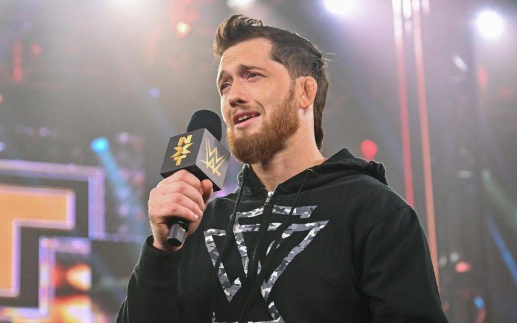 Kyle O Reilly en NXT