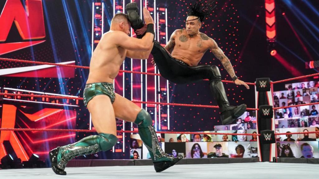Damian Priest en Raw