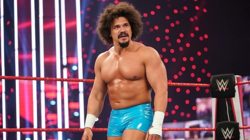 Carlito en Raw