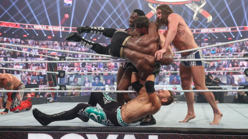 Royal Rumble putuaciones