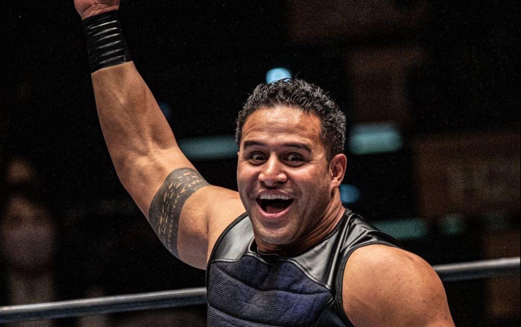 Tama Tonga en NJPW