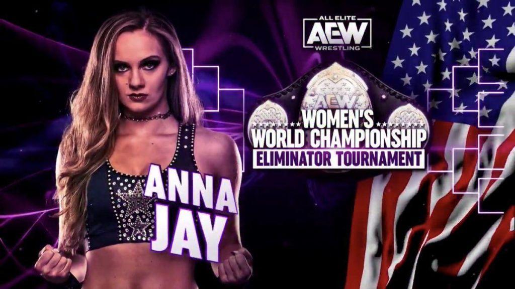 Cartel Anna Jay torneo femenino