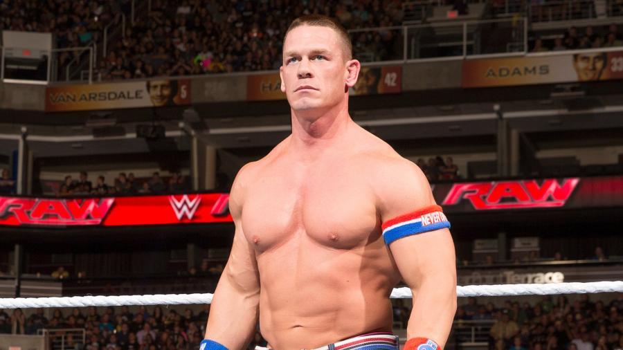 John Cena en WWE