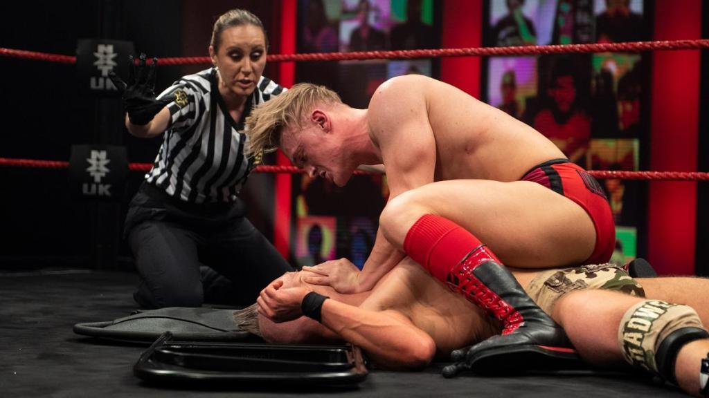 Dragunov en NXT UK