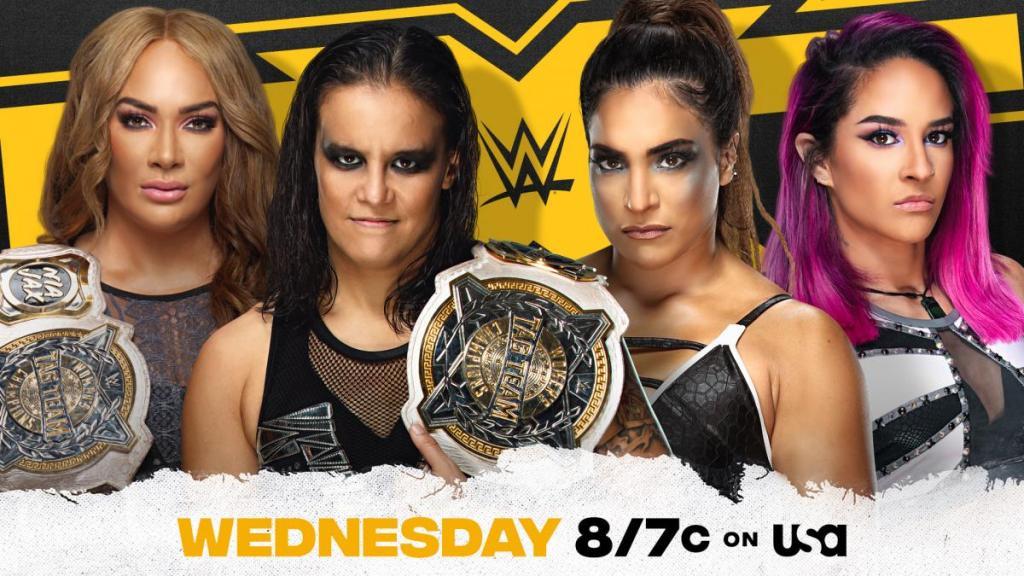 NXT marzo 3