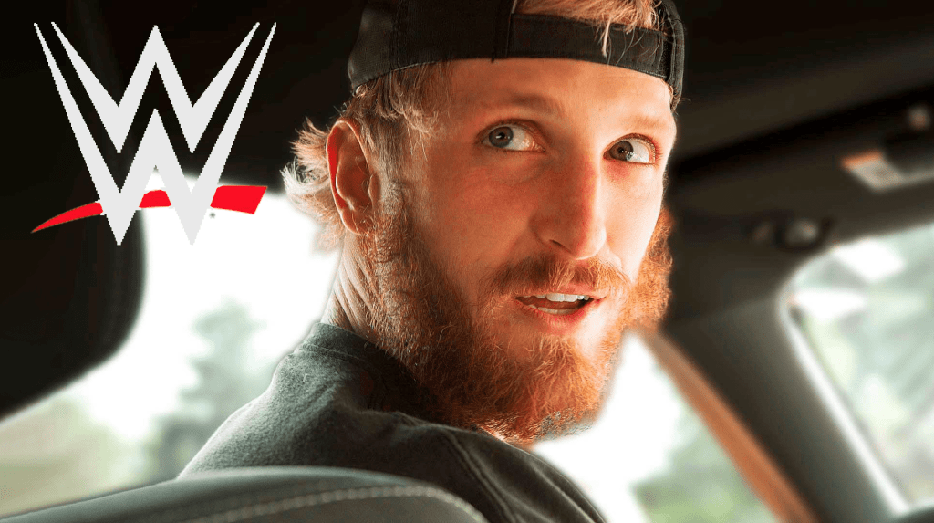 logan paul wwe
