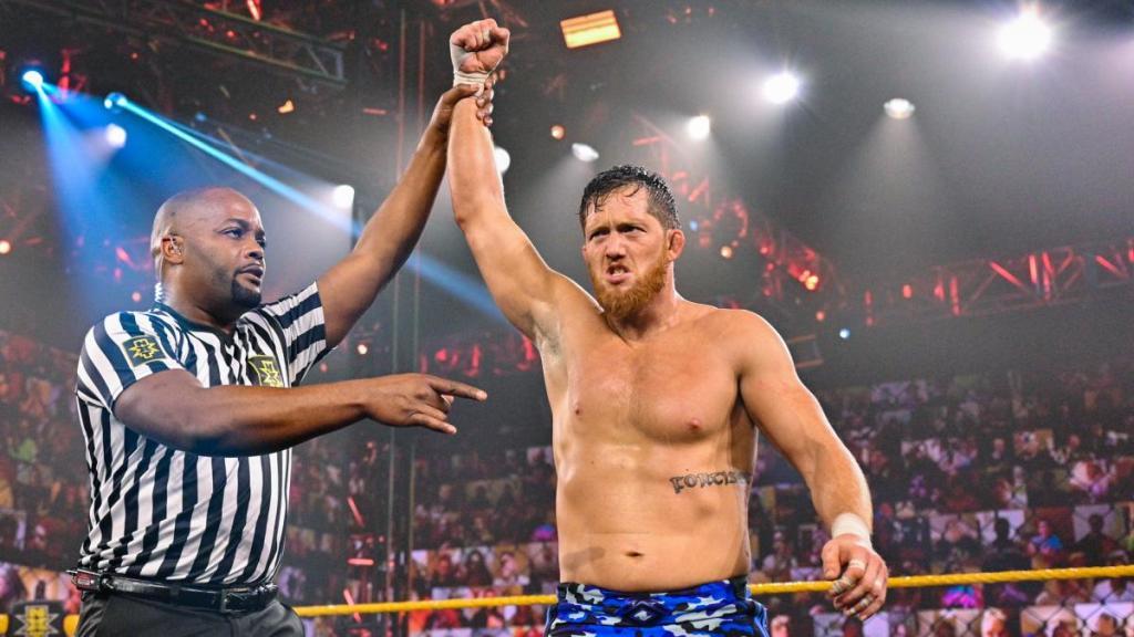 O'Reilly en NXT