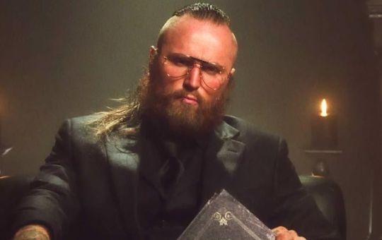 Aleister Black en WWE