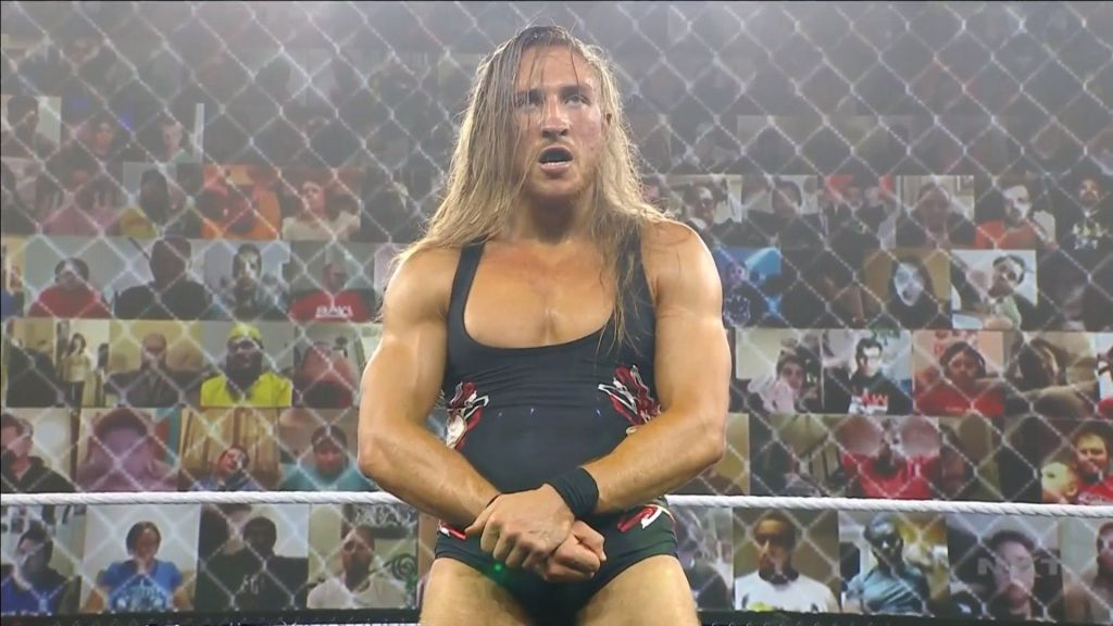 pete dunne nxt take Over