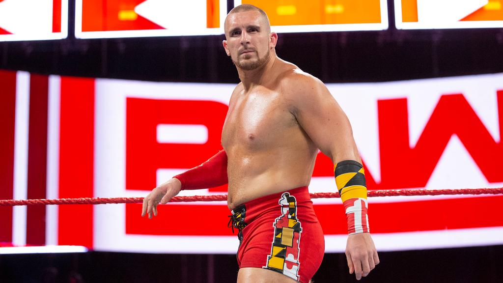 Mojo en WWE