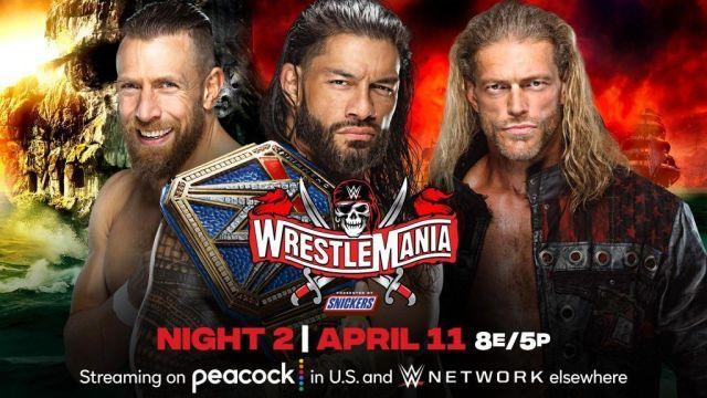 WM37 Roman vs Bryan vs EDGE
