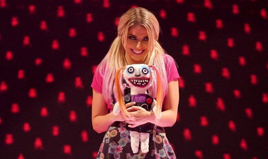Alexa Bliss en WWE
