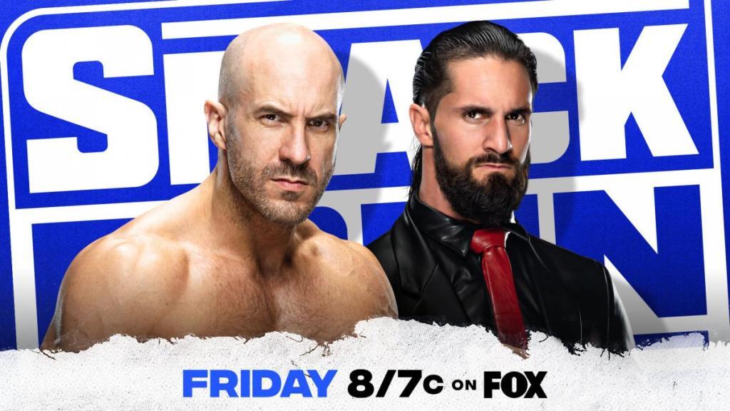 Cesaro y Rollins