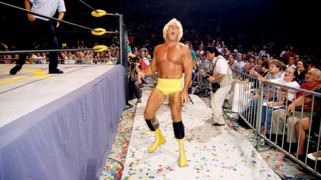 Ric Flair en WCW