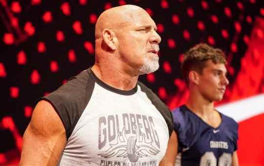 Goldberg en Raw