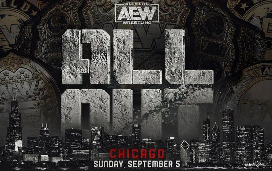 Cartel AEW All Out