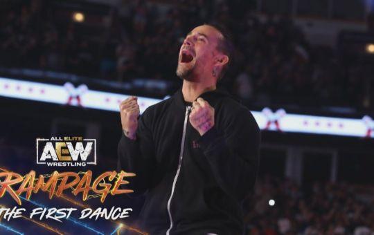 CM Punk en AEW