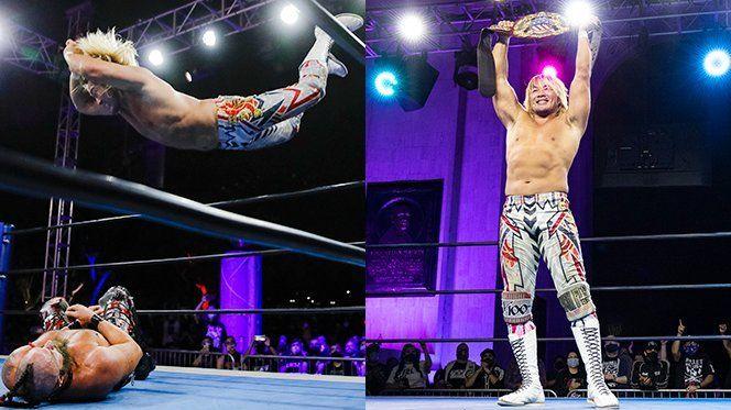 Tanahashi NJPW