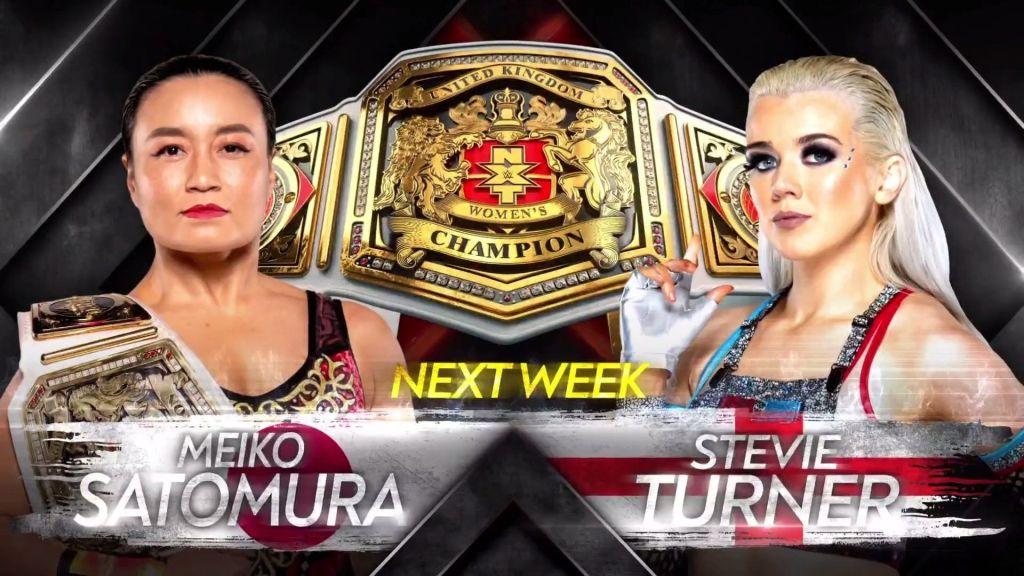 Meiko Satomura vs Stevie Turner