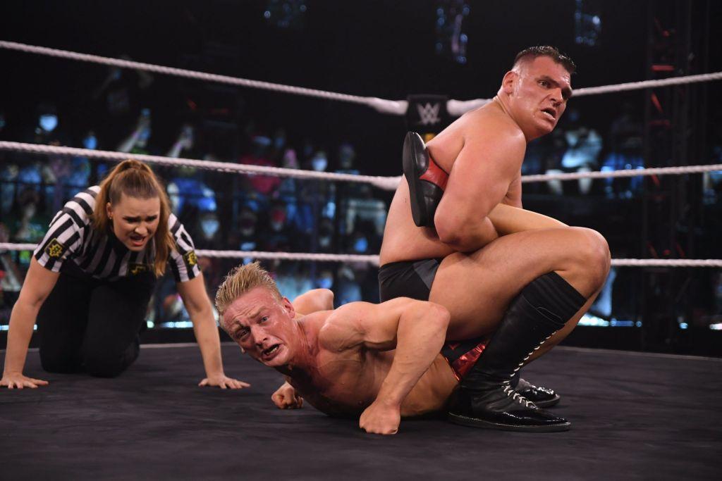 Dragunov vs Walter NXT TakeOver 36
