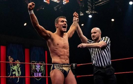 A-Kid en NXT UK