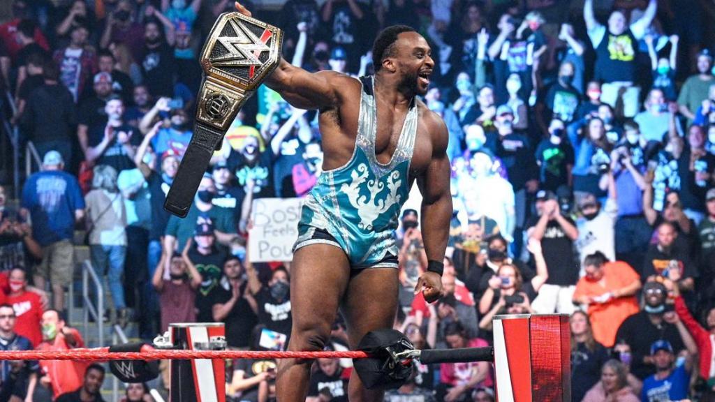 Big E como campeón