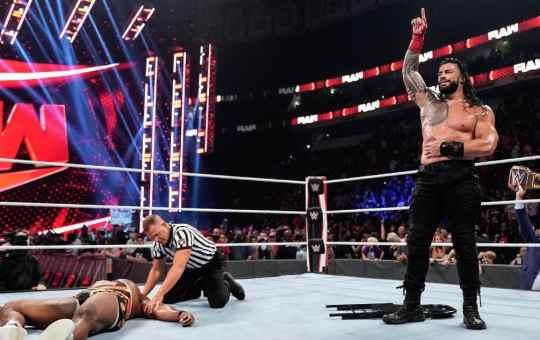 Roman en Raw