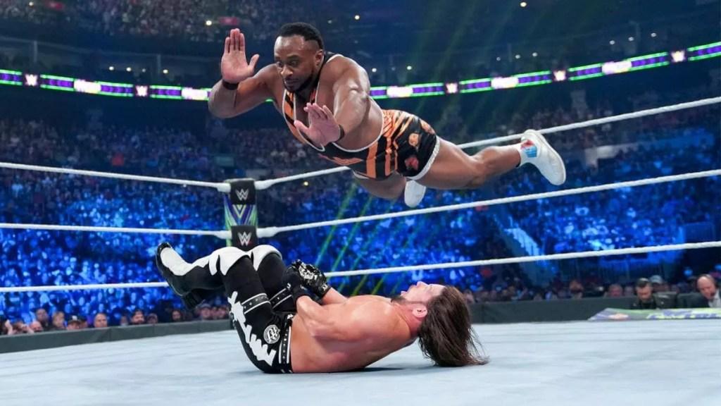 Big E vs AJ Styles