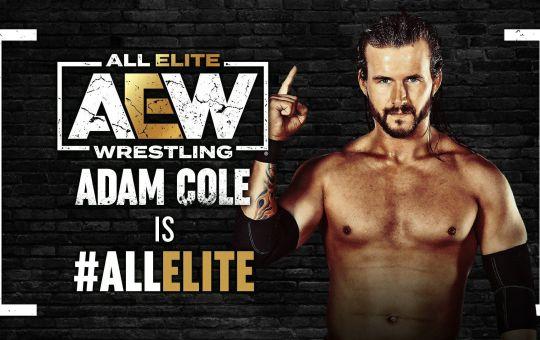 Adam Cole AEW