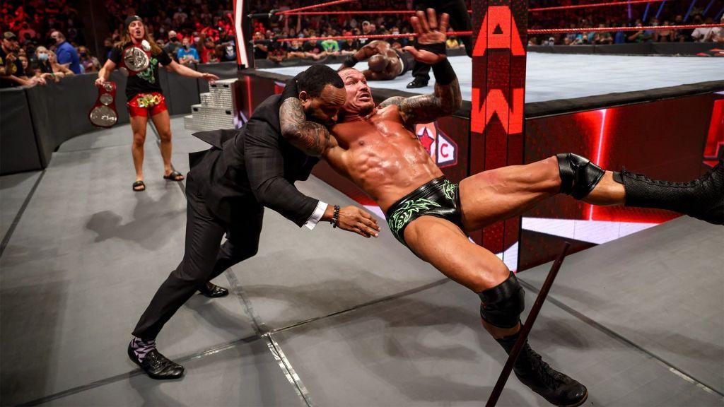 Randy Orton y MVP