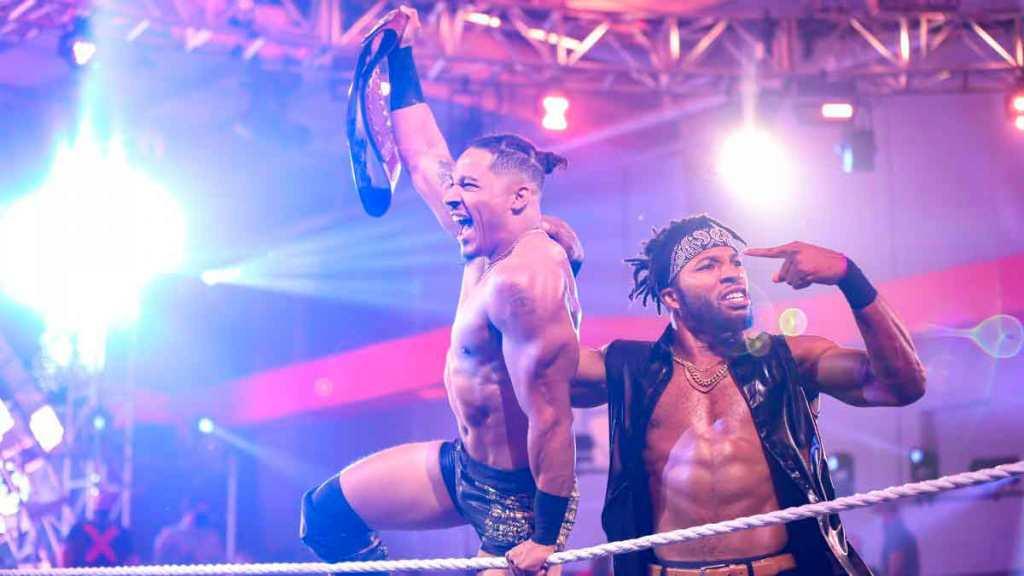 Resultados NXT: 12 de octubre