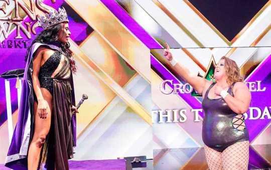Queen's Crown torneo minutos