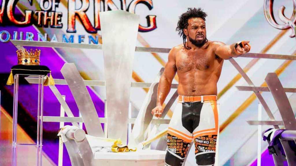 Las semifinales del King of the Ring y del Queen's Crown